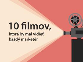 10 filmov, ktoré by mal vidieť každý marketér