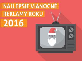 Najlepšie vianočné reklamy roku 2016