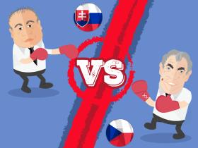 Prezidentský duel: Online PR prezidentov ČR a SR pod drobnohľadom