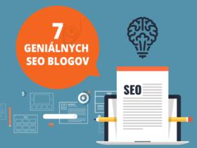 7 geniálnych SEO blogov
