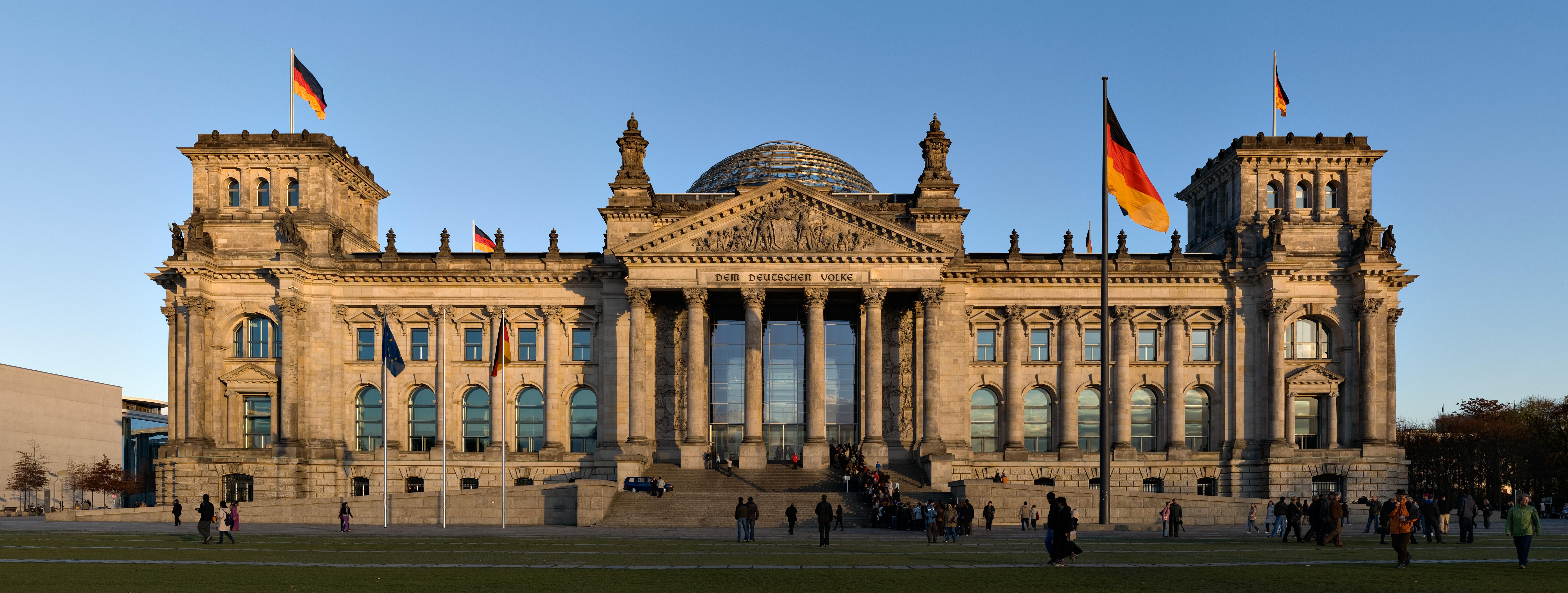 Hlavné mesto Berlín