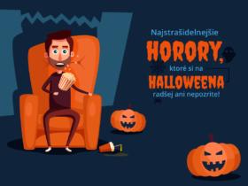 Najstrašidelnejšie horory, ktoré si na Halloweena radšej ani nepozrite!