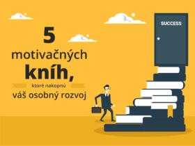 5 motivačných kníh, ktoré nakopnú váš osobný rozvoj