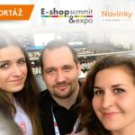 E-shop summit & expo – Novinky z onlajnu #Špeciál