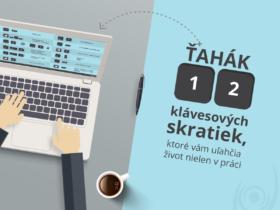Ťahák: 12 klávesových skratiek, ktoré vám uľahčia život nielen v práci