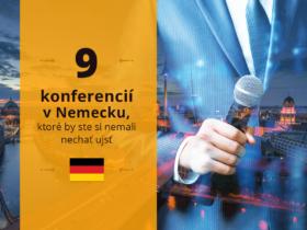 9 konferencií v Nemecku, ktoré by ste si nemali nechať ujsť