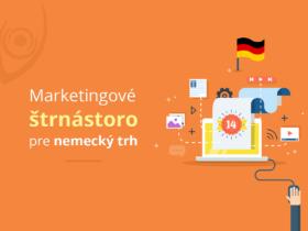 Marketingové štrnástoro pre nemecký trh