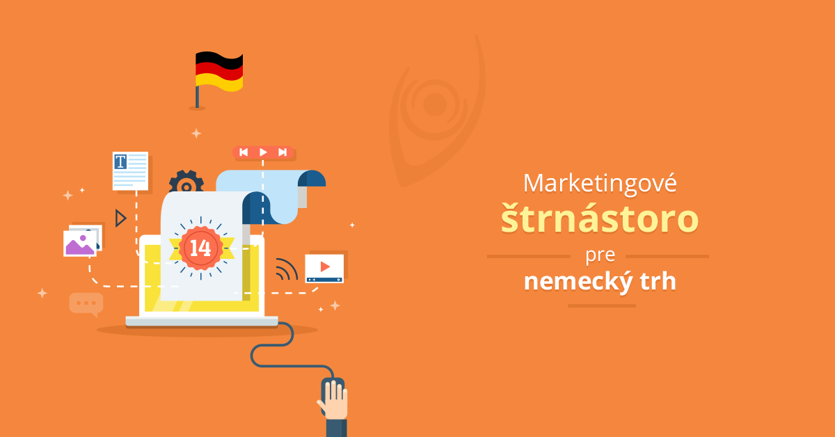 67c33fa1aa55 Marketingové štrnástoro pre nemecký trh - eVisions.sk