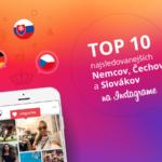 Top 10 najsledovanejších Nemcov, Čechov a Slovákov na Instagrame. Čo stojí za ich úspechom?