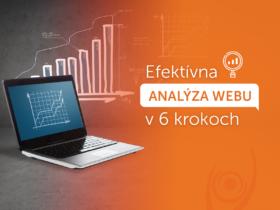 Efektívna analýza webu v 6 krokoch
